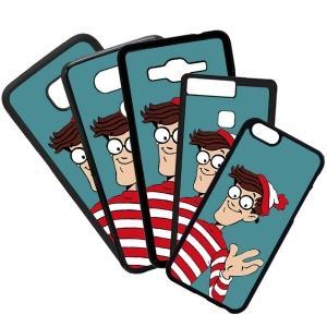 Fundas De Móviles Carcasas De Móvil De TPU Modelo Buscando A Wally