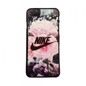 Fundas De Móviles Carcasas De Móvil De TPU  Nike Flores Rosa   Marca Moda