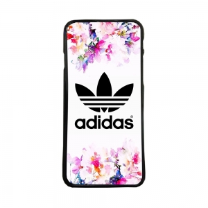 Carcasa de movil funda compatible con samsung galaxy a5 2017 adidas flores