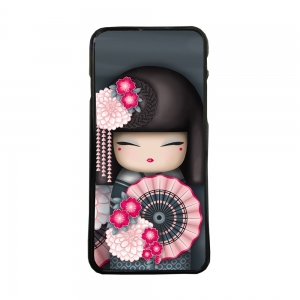 Funda de movil carcasas compatible con iphone 5 5s muñeca china
