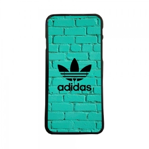 Carcasas de moviles funda de movil tpu compatible con iphone 6 adidas pared