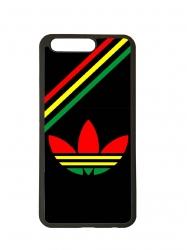 Funda carcasas móvil adidas africa compatible con el móvil Huawei P10 Plus