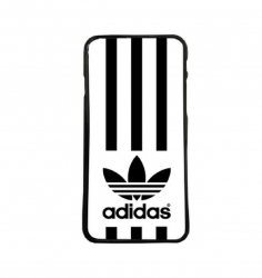 Funda de movil carcasas de moviles compatible con iphone x adidas rayas marca