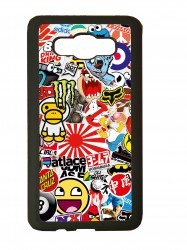 carcasas fundas movil tpu compatible con samsung galaxy grand prime stickers