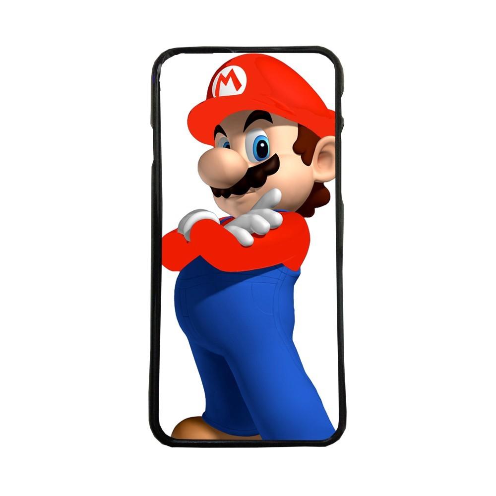 Fundas De Móviles Carcasas De Móvil De TPU Super Mario Bros Videojuego