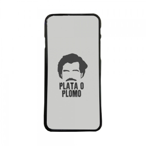 Carcasas de movil funda compatible con huawei p8 lite 2017 narcos series de tv