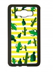 Funda carcasas móvil cactus compatible con movil Samsung Galaxy j1 2016