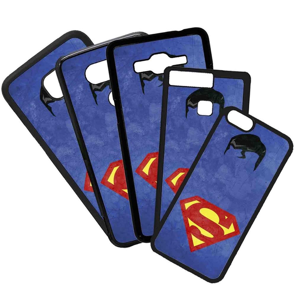 Funda de Movil Carcasa de Moviles Fundas Carcasas de TPU Compatible con el movil Samsung Galaxy J7 2017 Modelo Superheroes Dibujos Superman Heroes