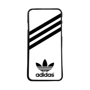 Carcasas de moviles compatible con Samsung Galaxy grand prime adidas blanco