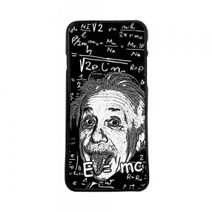 Fundas De Móviles Carcasas De Móvil De TPU Einstein Científico Loco Experimento