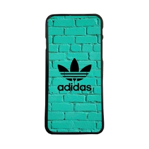 Carcasas de moviles Funda de movil compatible con Sony Xperia X adidas pared