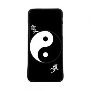 Fundas De Móviles Carcasas De Móvil De TPU Yin  Yang  Blanco Negro Símbolo Dualidad Filosofía