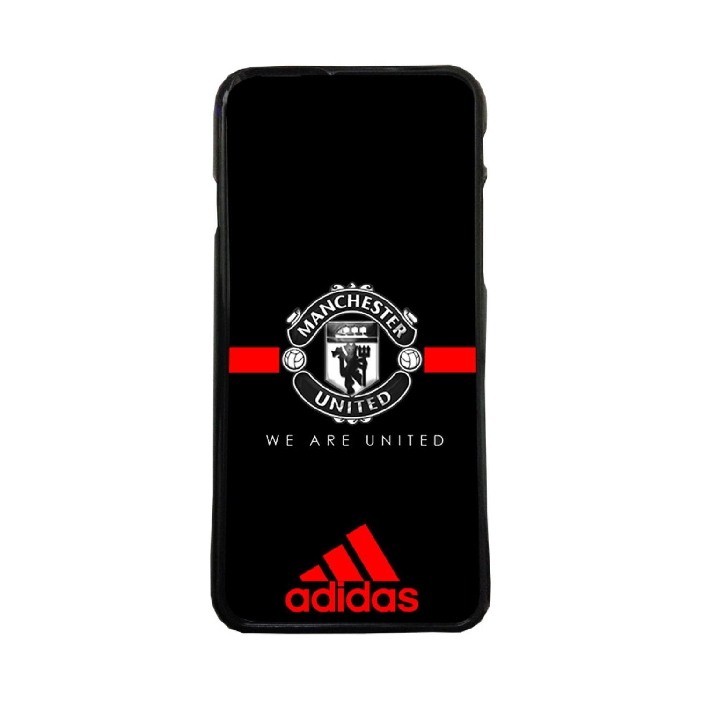 Fundas De Móviles Carcasas De Móvil De TPU Modelo Adidas Manchester United Fútbol Escudo