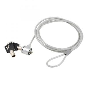 Cajas De Seguridad Candado Cable Acero Antipérdidas Cadena Para Portátil