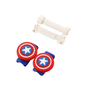 3x Protector Cable Cargador USB iPhone Universal Android Moda Superheroes