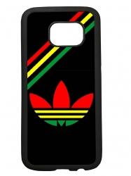 Funda carcasas móvil adidas africa compatible con Samsung Galaxy S6 Edge Plus