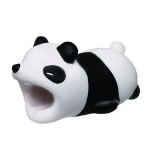 Protector Cable Usb Cargador Telefono Tablet Animales Dibujo Moda Niño Oso Panda