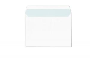 Caja De 500 Sobres Adhesivos Color Blanco De 176x231 Envios Paqueteria Oficina