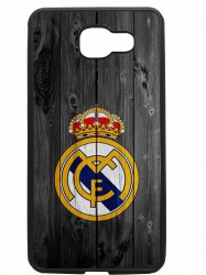 carcasas fundas movil tpu compatible con samsung galaxy a5 2016 real madrid