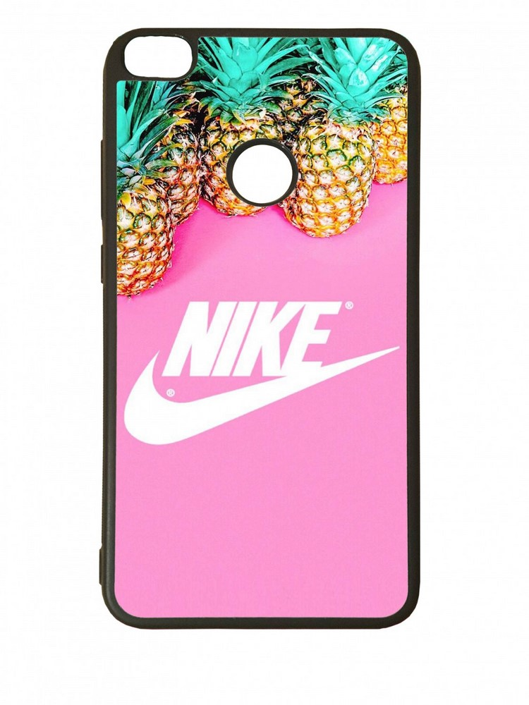 Carcasas funda de movil compatible con Samsung Galaxy S9 Plus modelo nike piña