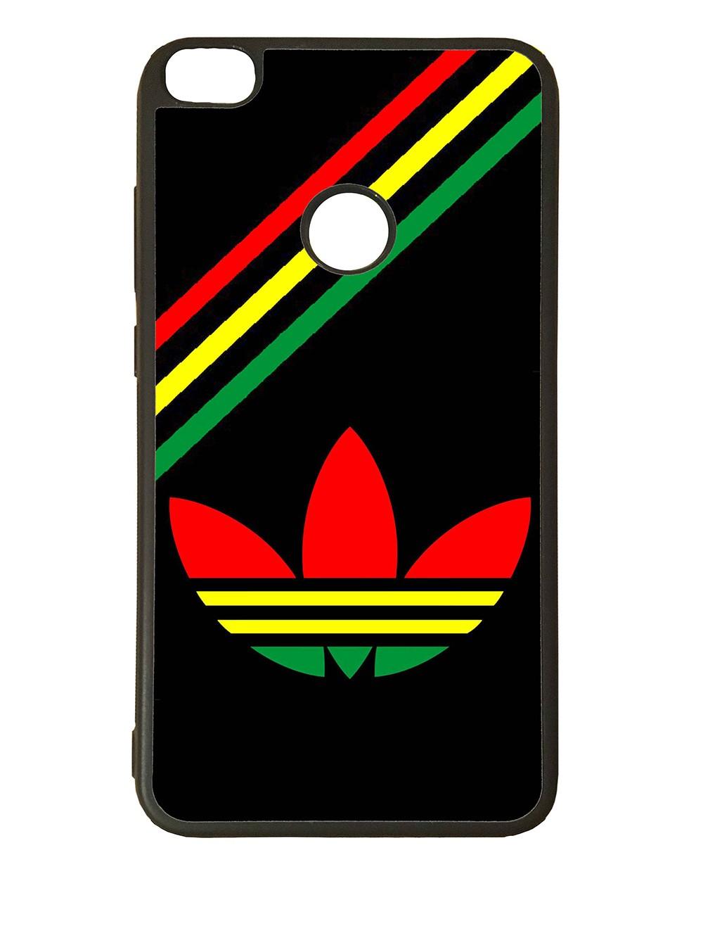 Funda carcasas móvil adidas africa compatible con el móvil Samsung Galaxy S9 Plus
