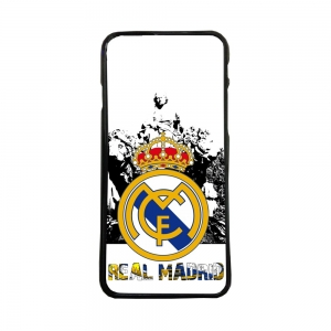 Carcasas de movil funda compatible con huawei p8 lite 2017 real madrid cibeles
