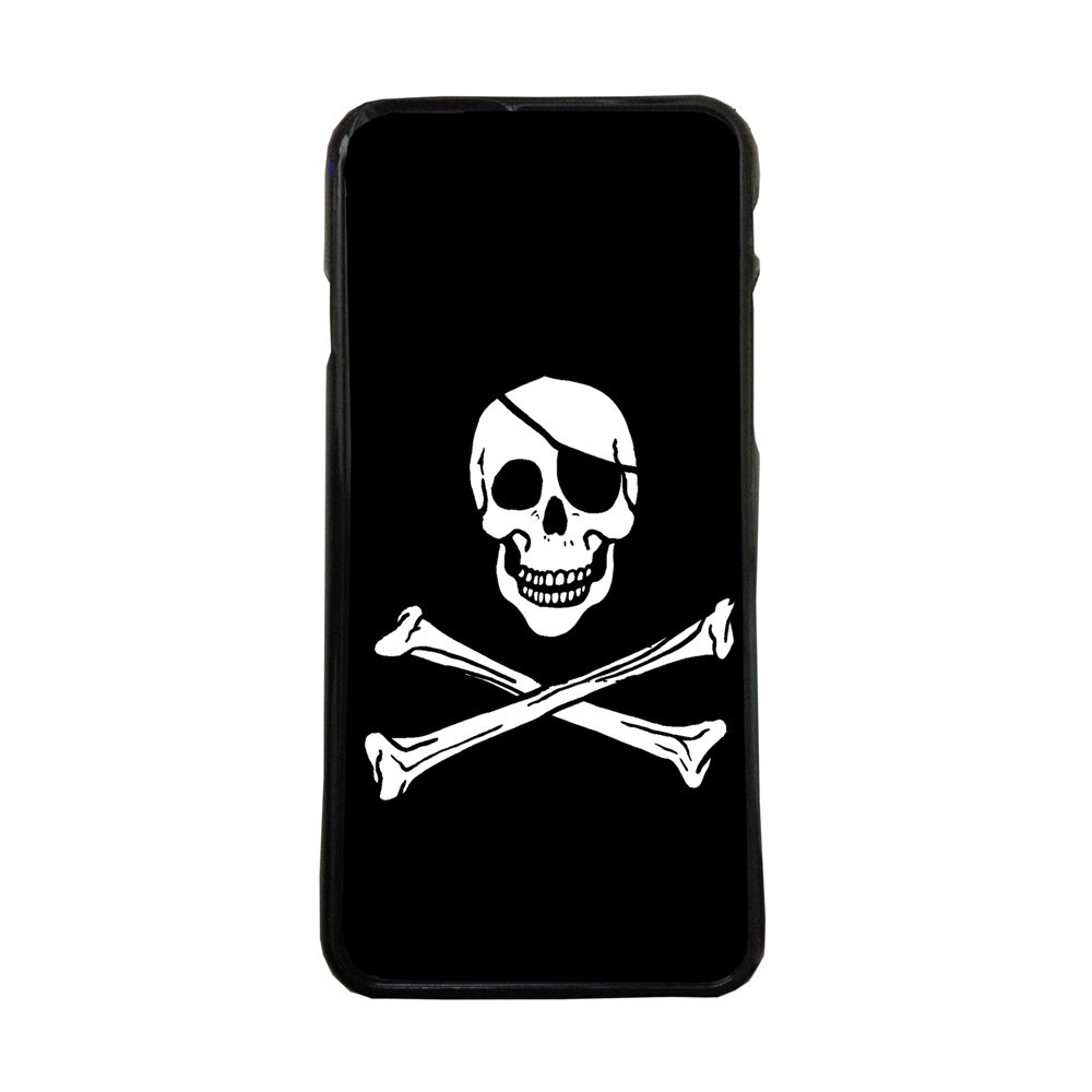 Funda de movil carcasas compatible con iphone 5 5s Calavera pirata