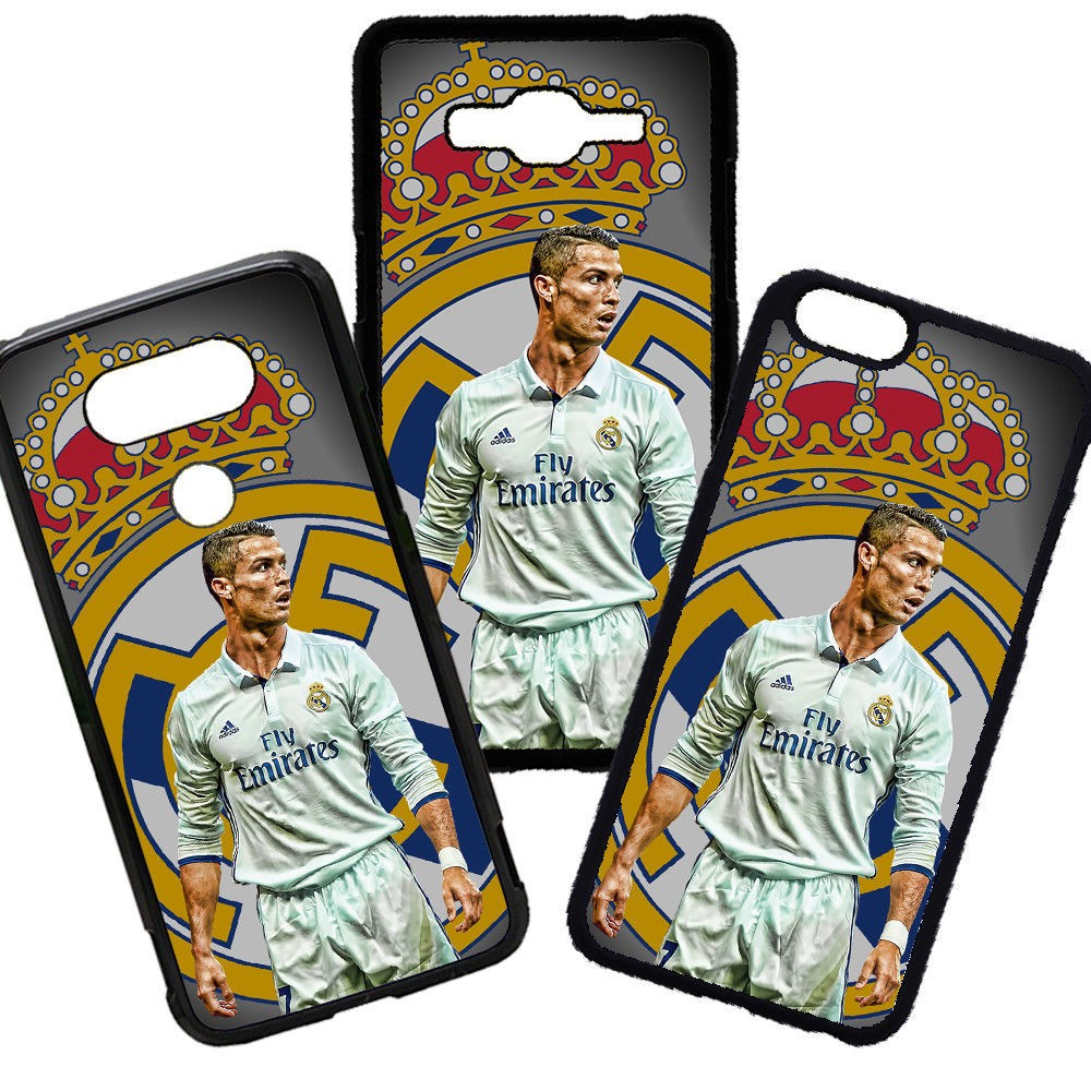 Funda de Móvil de TPU modelo cristiano ronaldo fútbol real madrid compatible con el Samsung Galaxy A8 Carcasas de Moviles