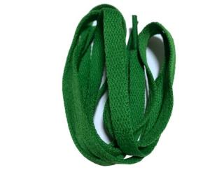 2x Cordones De Zapatillas Par Colores Calzado Ropa Moda Deporte Cordon Verde