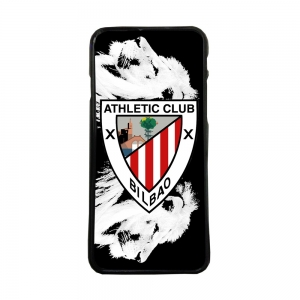 Funda de móvil carcasas compatible con iphone 5 5s modelo Athletic Club Bilbao