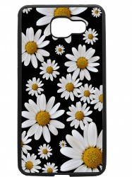 Fundas carcasas de movil compatible con samsung galaxy a5 2016 modelo margaritas