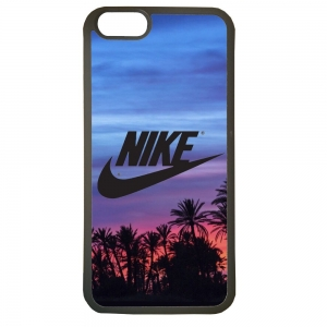 Carcasas de movil fundas tpu compatible con iphone 8 modelo nike palmera
