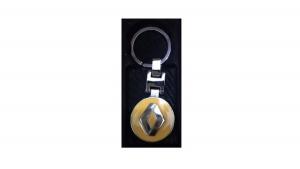 Llavero De Coche O De Moto Modelo Renault Diseño Llaves Escudo Logo Marcas Moda
