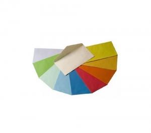 Paquete de 25 sobres de color crema de 160x220 colores