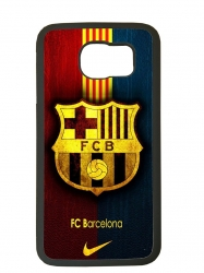 carcasa para el movil funda compatible con samsung galaxy s6 barcelona futbol