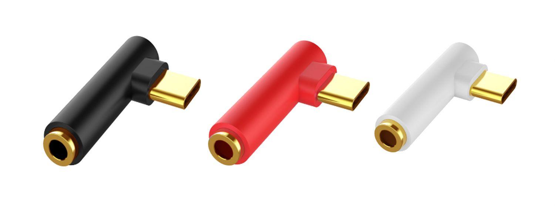 Adaptador Tipo C a Jack 3.5mm Hembra AD129