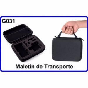 Maletin de Transporte para Accesorios Camara Deportiva Compatible Con GoPro HERO