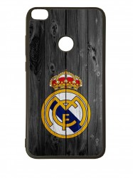 fundas carcasas de movil de tpu compatible con huawei p8 lite 2017 real madrid