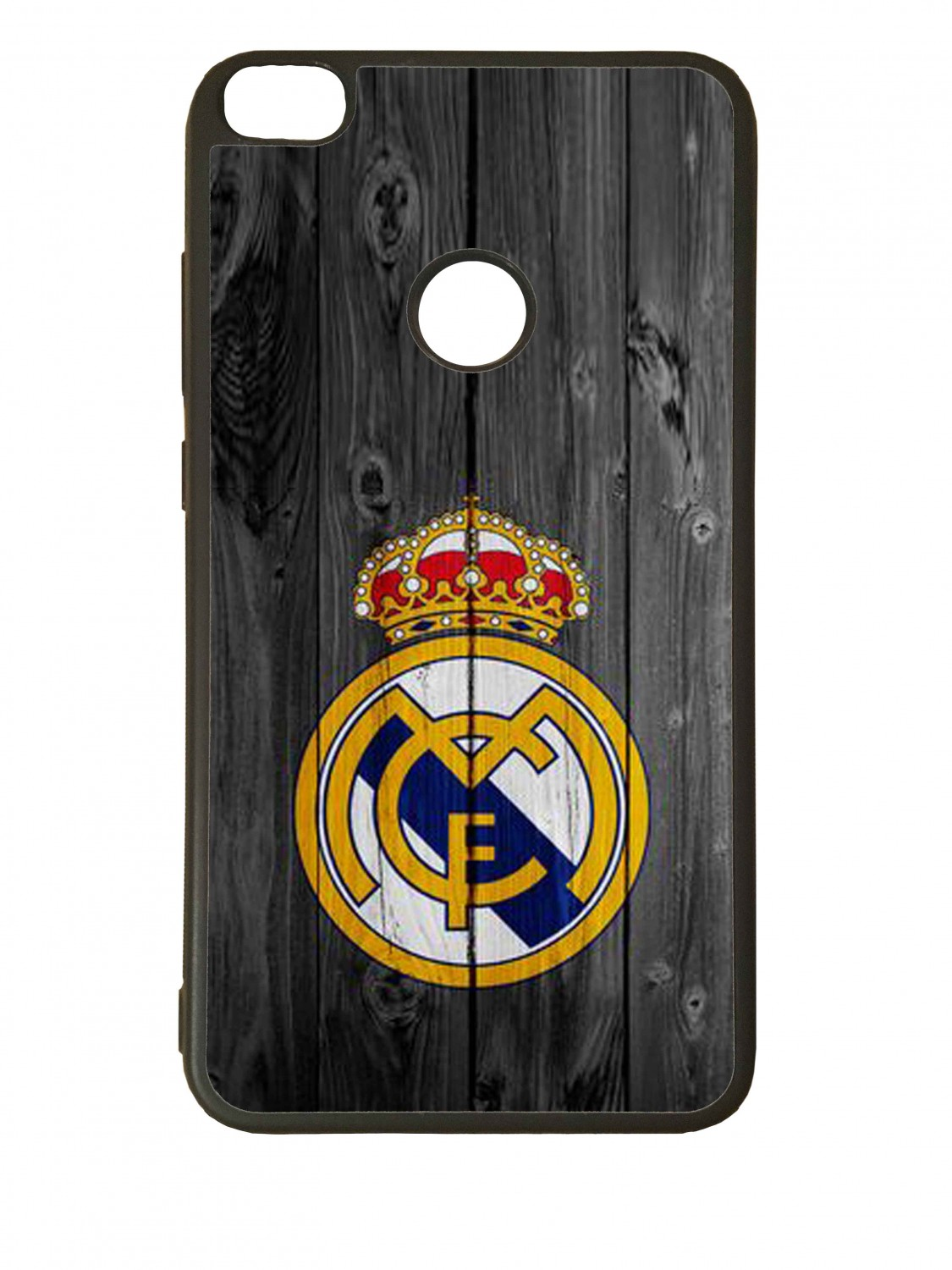 fundas carcasas de movil de tpu compatible con Huawei  P20 Lite real madrid