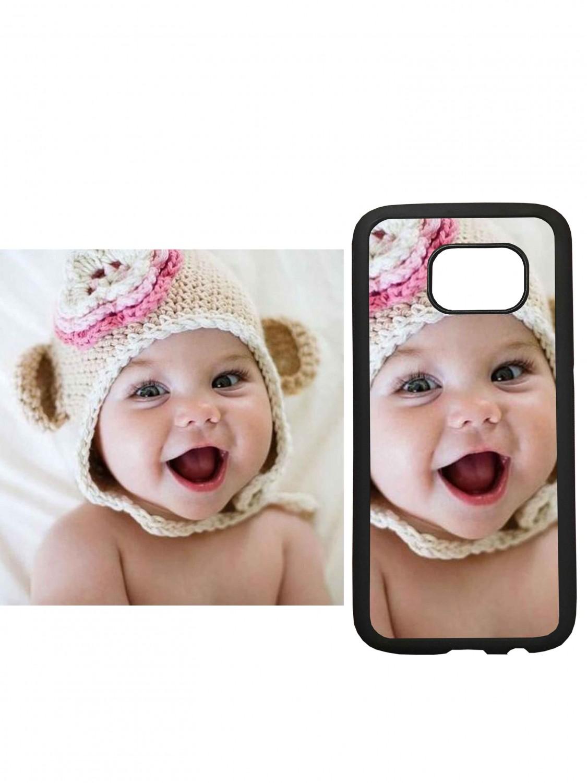 Funda carcasa de movil personalizada con tu foto para el Samsung Galaxy S8 Plus