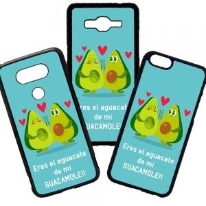 Fundas De Móviles Carcasas De Móvil De TPU Eres El Aguacate De Mi Guacamole Frases Amor