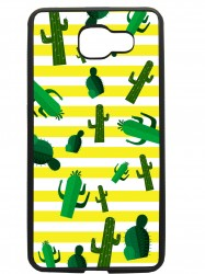 Funda carcasas móvil cactus compatible con movil Samsung Galaxy A7 2016