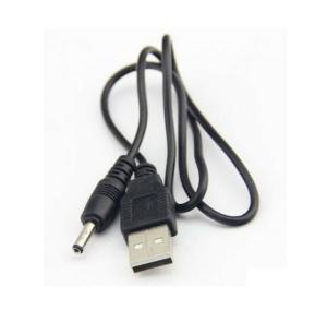 Cable de Carga Jack a Usb Cargar Dispositivos por Usb del Pc Viaje Cargador