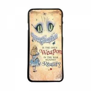 Carcasas de moviles funda de movil tpu compatible con iphone 7 alicia dibujos