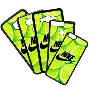 Fundas De Móviles Carcasas De Móvil De TPU  Nike Fondo Limón  Moda Marca