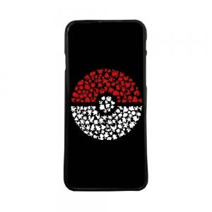 Fundas De Móviles Carcasas De Móvil De TPU  Pokemon Poke Ball Fondo Negro