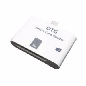 Adaptador Micro USB a USB 2.0 OTG Transferencia De Datos Android Móvil Tablet