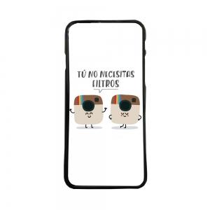 Fundas De Móviles Carcasas De Móvil De TPU Tu No Necesitas Filtros Amor Instagram