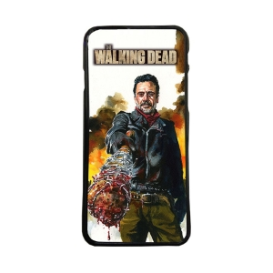 Fundas De Móviles Carcasas De Móvil De TPU Modelo The Walking Dead Zombies Negan Lucille