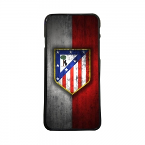 Funda de móvil carcasas compatible con iphone 5 5s modelo 1 Atlético de Madrid